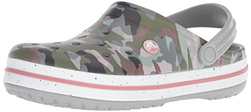 Image of Crocs Women's Crocband Camo Graphic III Clog
