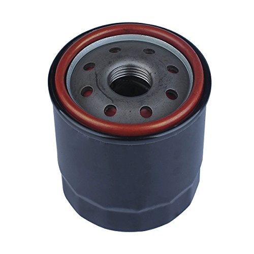 Photo HIPA AM107423 AM101054 Oil Filter for John Deere 112L LX172 LX176 Lawn Tractor