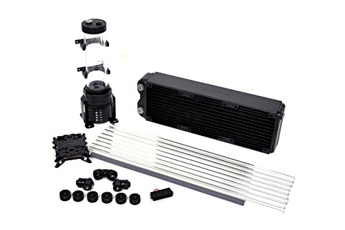 Thermaltake Pacific Rift 480 Ultimate D5 Res/Pump PETG Hard Tube Water Cooling Starter Kit CL-W123-CA12RE-A