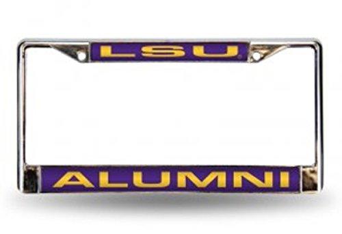 lsu alumni license plate frame - 3