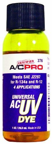 Interdynamics 376 A/C Univ Dye -1 Oz Bottle