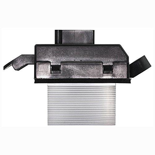 - HVAC Blower Motor Resistor for 2004-2012 Chevrolet Malibu Pontiac G6 Saturn Aura