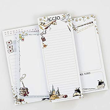 Harry Potter Magnetic To Do List