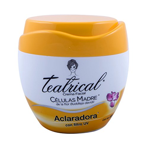 Teatrical Crema Celulas Madre Ultra Aclaradora (Huge 400G Value Size)