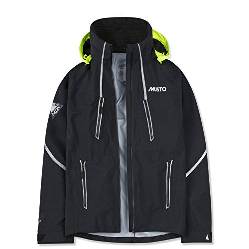 Musto MPX Gore-Tex Pro Race Sailing Jacket 2018 - Black XL (Musto Race Mpx)