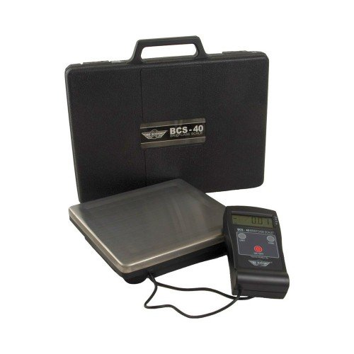 My Weigh BCS-40 Portable Bench Scale With Case by My Weigh