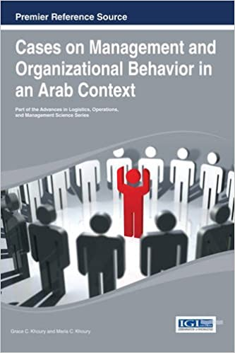 Téléchargement gratuit des publications du livreCases on Management and Organizational Behavior in an Arab Context (Advances in Logistics, Operations, and Management Science (Aloms)) in French PDF DJVU