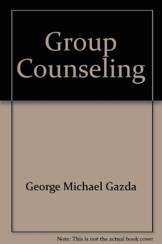 Group counseling: A developmental approach