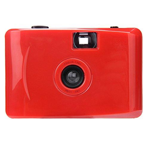 ClodeEU_Accessoires de téléphonie mobile ClodeEU❤❤Caméra sous-Marine étanche Mini 35mm Film Violet (Rouge)