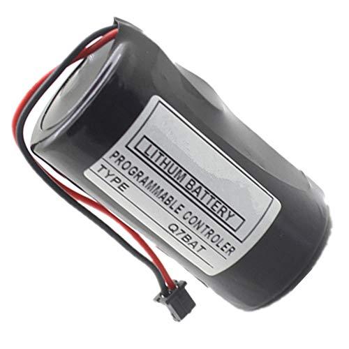 Civhomy Replacement 1pc Q7BAT CR23500SE Battery Compatible with Mitsubishi Q PLC Q Series 3V 5000mAh