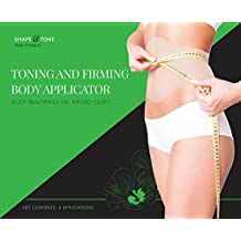 Ultimate Toning and Firming Body Applicator 5 Natural Body Wraps - it works to tone firm and tighten