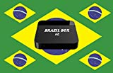 2019 Newest Htv Box Brazil Box A2 Based on HTV6+, IPTV5 HTV5 HTV 5 Updated,ao vivo Brasil canais tv,Filmes Brazilian Channels, Movies, TV Shows,IPTV, Better Than IPTV6 Plus +,A1 and Iptvkings Canal