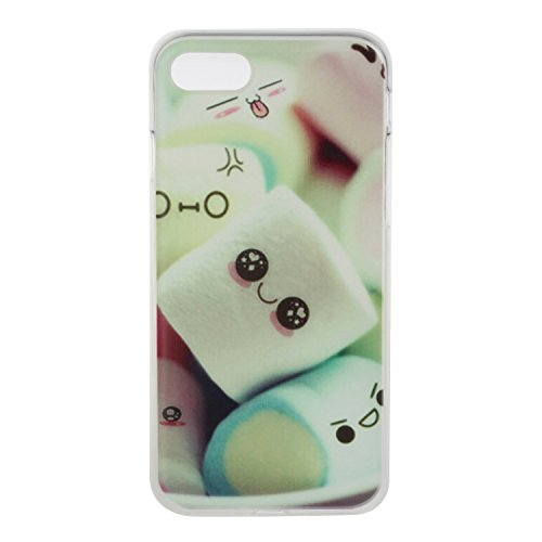 """Hülle iPhone 7 Plus / iPhone 8 Plus , LH Eibisch TPU Weich Muschel Tasche Schutzhülle Silikon Handyhülle Schale Cover Case Gehäuse für Apple iPhone 7 Plus / iPhone 8 Plus 5.5"""""""