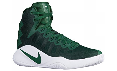 Nike Women's Hyperdunk 2016 TB Basketball Shoes Green 844391 331 (8.5)
