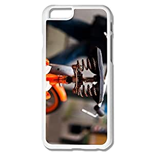 Orange Bicycle Hard Nice Cover For IPhone 6