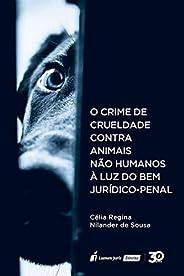 Crime De Crueldade Contra Animais Não Humanos À Luz Do Bem Jurídico-penal, O – 2019