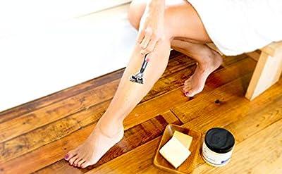 1 Pound Cocoa Butter: Raw - Organic, Unrefined, Fair Trade Cocoa Butter for Lotion, Soap, Body Wash, Hand Cream and Baby Eczema Moisture Therapy