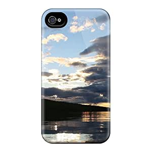 Case Cover Lake/ Fashionable Case For Iphone 4/4s