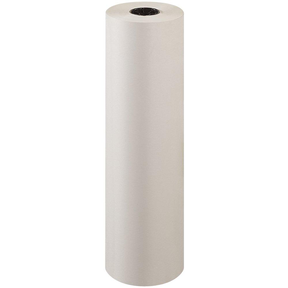 30# Tape Logic TLNP3690 Newsprint Roll White 36 x 1,440