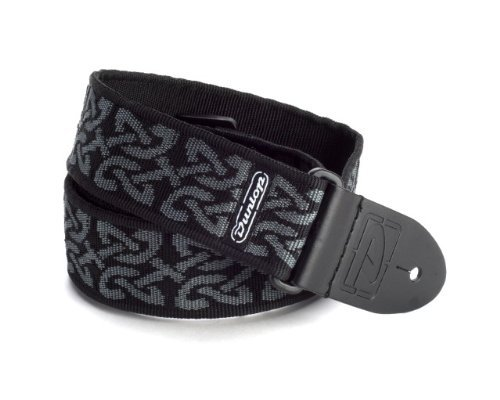 Dunlop D3814GY Celtic Grey Strap