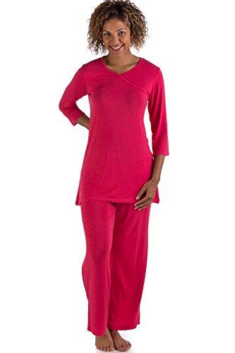 hcpj150-large-hibiscus-bamboodreams-haley-crossover-tunic-pajama-set