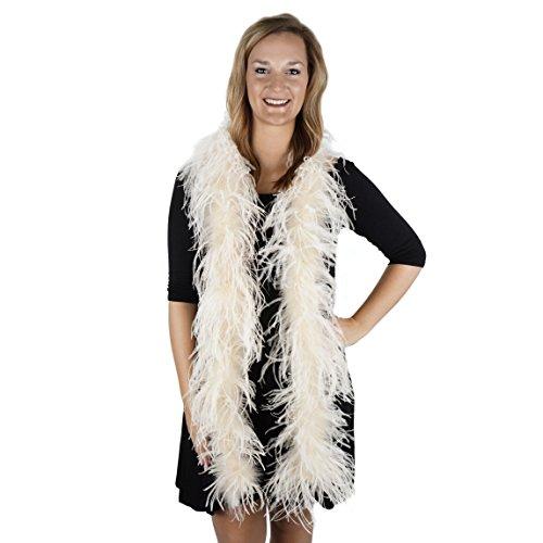 Turkey Quill Feathers 4/Pkg-White -