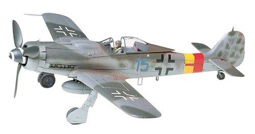 Tamiya 300061041 - 1:48 WWII The German Focke Wulf, Fw190 D-9