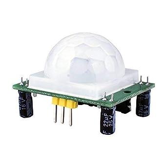 REES52 REES52_1 Arduino Compatible PIR Motion Detector Module