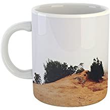 Westlake Photography - Coffee Cup Mug - Hole In - Modern Picture Photography Artwork Home Office Birthday Gift - 11oz (qmr 7a3)