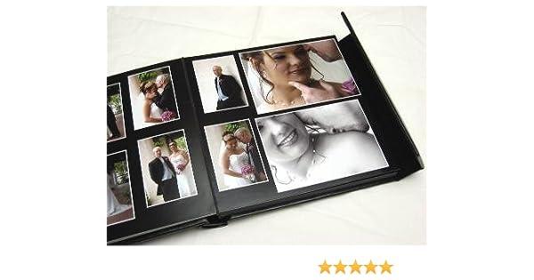 Amazoncom 8x10 Self Mount Digital Photo Wedding Album 20 Pages