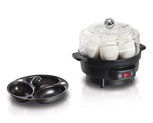 Proctor Silex - Egg Cooker - Black