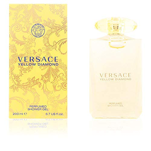 Versace Yellow Diamond Perfumed Shower Gel 200ml 6.7oz
