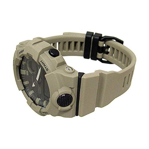 Casio Reloj Analógico-Digital para Hombre Correa en Resina GBA-800UC-5AER 4