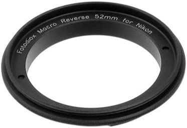 Fotodiox Metal Step Up Ring Anodized Black Metal 67mm-77mm 67-77 mm