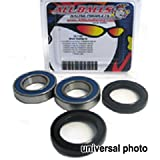 All Balls - 25-1147 - Suzuki GS 425 1979 Front Wheel Bearing and Seal Kit by All Balls