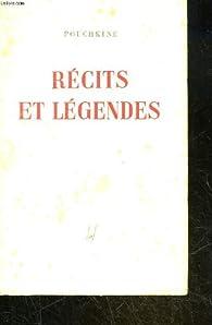 Oeuvres poetiques - recits et legendes par Alexandre Pouchkine