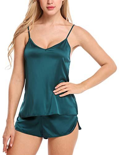 Buy womens silk pajamas