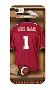 High Quality 8ef48f12103 Forida State Seminoles College Football (18) Tpu Case For Iphone 6 Plus