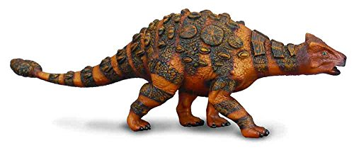 CollectA Prehistoric Life Ankylosaurus Toy Dinosaur Figure - Authentic Hand Painted & Paleontologist Approved Model