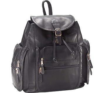 2333c304ac Amazon.com  Vachetta Extra Large Backpack in Black Customize  Yes ...