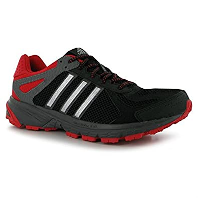 black adidas trainers uk