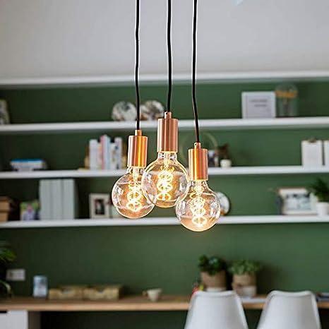 Lampade Sospensione Design.Lampada A Sospensione Design Rame Facil 3