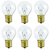 Lava Lamp Bulb 25 Watt, 6 Packs The Lava Original