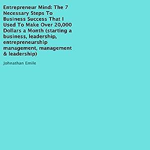 Entrepreneur Mind Audiobook