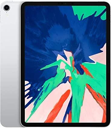 Apple iPad Pro (11-inch, Wi-Fi, 256GB) - Silver (Latest Model) (Renewed)