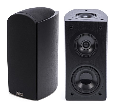 Pioneer Elite SP-EBS73 Dolby Atmos-enabled Andrew Jones Bookshelf Speakers (Pair)