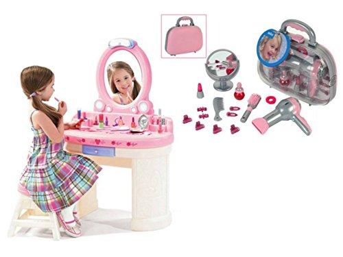 step2-kids-fantasy-vanity-playset-theo-klein-braun-kids-beauty-case-playset-bundle