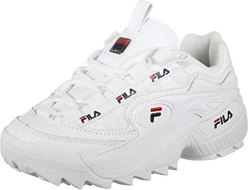 Fila Red formation 43 Eu White Navy D Mens rOX5rw