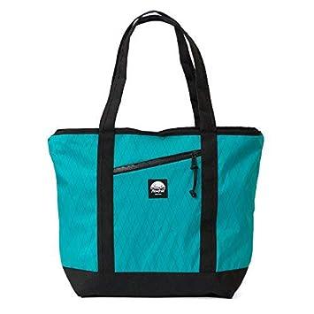 Amazon.com  Flowfold Zip Porter 16L Tote Bag - Minimalist Zipper Tote -  Ultra Lightweight Outdoor Bag - Weather Resistant - Made in USA - Aqua   Flowfold 5ed6f9611