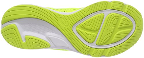 Asics Noosa GS, Zapatillas de Running Para Niños Multicolor (Carbonsafety Yellowmid Grey)